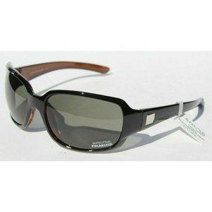 SUNCLOUD Cookie POLARIZED Womens Sunglasses Black